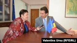 Intervievat de Valentina Ursu