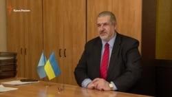 Рефат Чубаров про недопущення «кривавого місива» на мітингу 26 лютого 2014 року (відео)