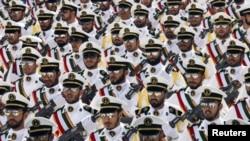 رژه نیروی دریایی سپاه، عکس آرشیوی است