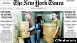 E përditshmja amerikane NYT
