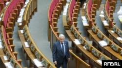 Під час засідання Верхоної Ради 30 березня 2010 року