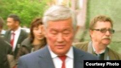 Қазақстан прьемер-министрінің орынбасары Бердібек Сапарбаев.
