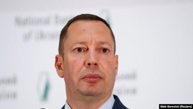 Глава НБУ Кирило Шевченко