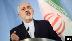 Iranian Foreign Minister Mohammad Javad Zarif. File photo