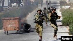 Ізраїльські війська у Смузі Гази, фото 25 липня 2014 року