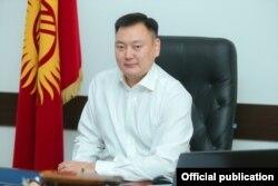 Дүйшөнбек Зилалиев