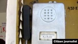 Antik telefon?
