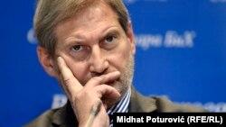Han: Dugoročna pacifikacija Balkana samo kroz perspektivu članstva u EU