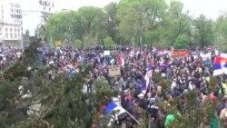"""Demonstranti o razlozima učešća na protestu """"1 od 5 miliona"""""""