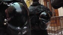 Українські суди могли залишитись без охорони (відео)