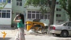 Aşgabat: 'abatlaýyş' dowam edýär...
