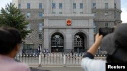 چین کې یوه محکمه