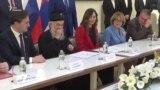 """""""Газпром"""" финансирует Сербскую церковь"""