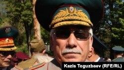 Әскери округ қолбасшысының бұрынғы орынбасары, генерал Махмұт Телеғұсов.