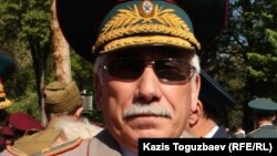 Махмут Телегусов, генерал-майор, заместитель председателя Совета генералов Казахстана.