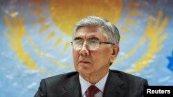 Жармахан Туякбай, председатель Общенациональной социал-демократической партии.