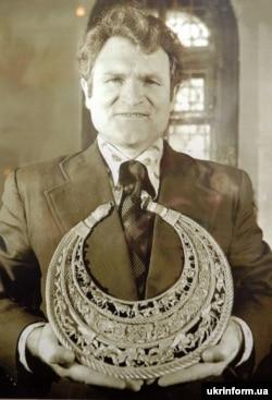 Український археолог Борис Мозолевський (1936–1993)