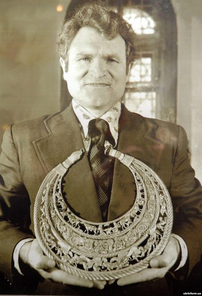 Борис Мозолевський (1936–1993)