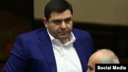 Артак Саргсян (архивная фотография)