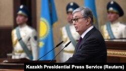 Президент Казахстана Касым-Жомарт Токаев.