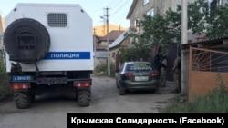 Обыски в Крыму, 31 августа 2020 года