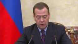 Медведев о решении МОК