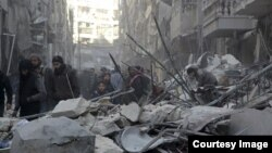Алеппо, Сирія, 4 лютого 2016 року
