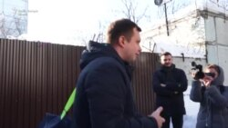 Opozantul rus Nikolai Liaskin a fost eliberat din închisoare la Moscova