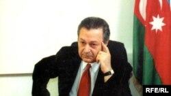 Экс-президент Азербайджана Аяз Муталибов