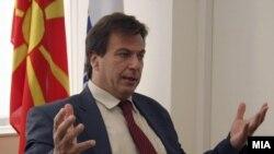 Хозе Луис Хереро, амбасадор на ОБСЕ во Македонија