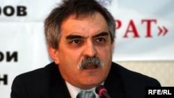 Музафар Олимов