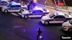 Тегеран полициясы