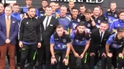 Reprezentacija Kosova kreće 'protiv' Hrvatske