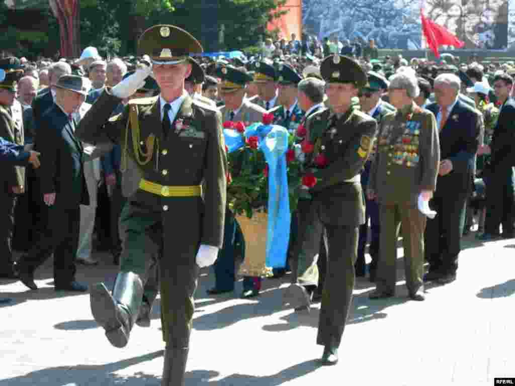 День Победы в Алматы #1