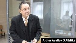 Башқұртстандық оппозициялық блогер әрі публицист Роберт Загреев.
