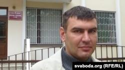 Belarus - UCP activist from Brest Uladzimir Vuek, 7oct2011