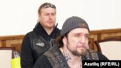 Александр Залдостанов Уфада мотоцикл мизгелен ачу тантанасында