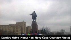Пророссийский митинг в Харькове, 13 апреля 2014