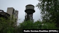 Водонапроная башня Шухова в Часовом Яре