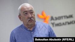 Депутат парламента Кыргызстана Исхак Масалиев.