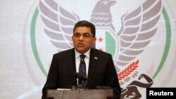 Новиот привремен сириски премиер Хасан Хито