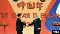 Соглашения о сотрудничестве с КНР подписывают в год Китая в России