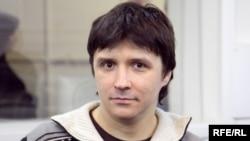 Журналист Иван Сухов. Мәскеу, 14 қаңтар 2010 жыл.