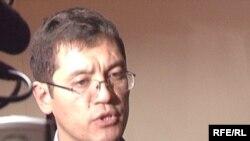 Салимжан Мусин, адвокат Жаксыбека Кулекеева. Астана, осень 2008 года.