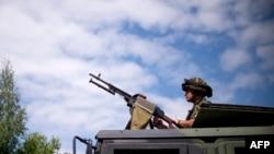 Bugarska vojska na granici, ilustrativna fotografija