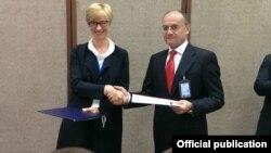 Фотография - пресс-служба Минобороны Армении