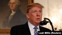 Presidenti i SHBA-së, Doland Trump