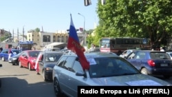 Protestë e serbëve në MItrovicë