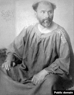 Густав Климт, 1914 год.