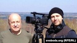 Вячаслаў Ракіцкі і Андрэй Куціла